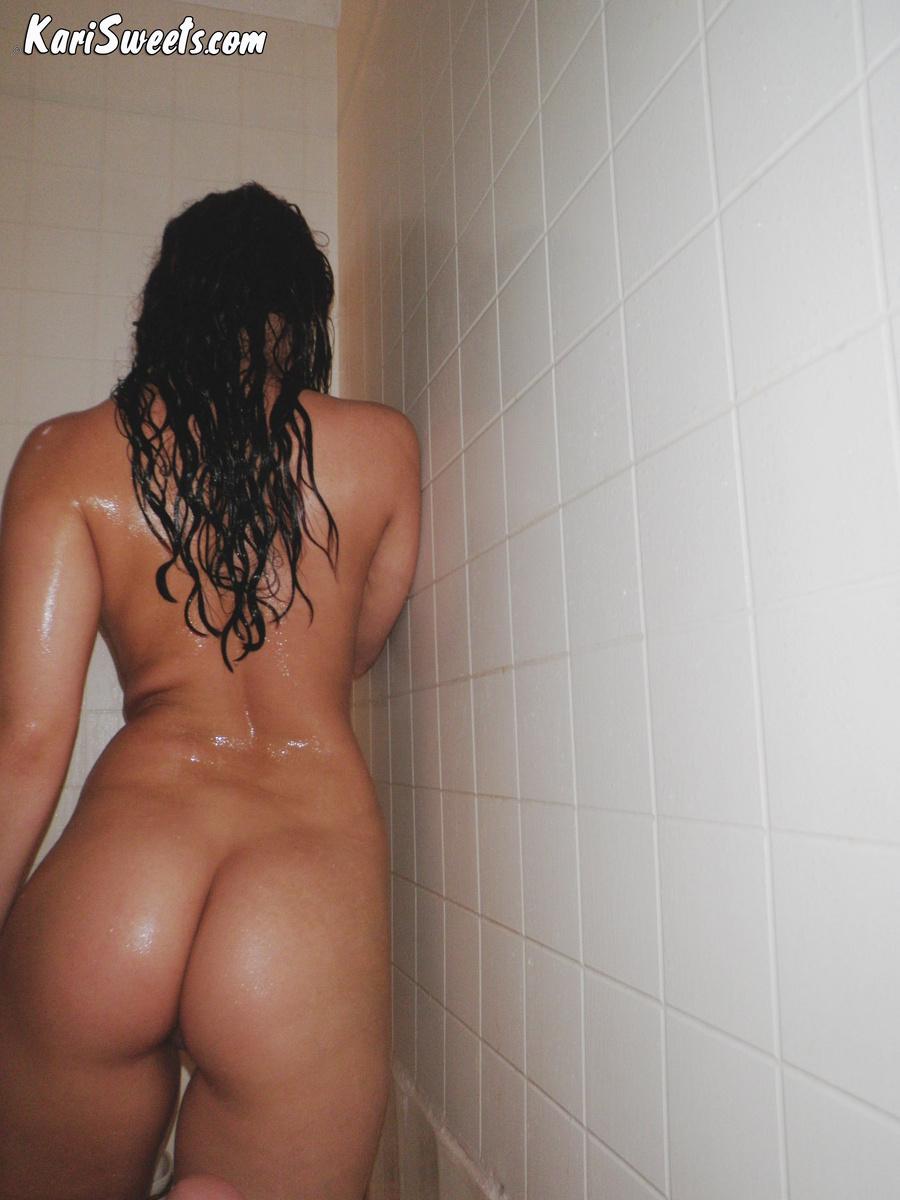 kari shower Bikini sweets