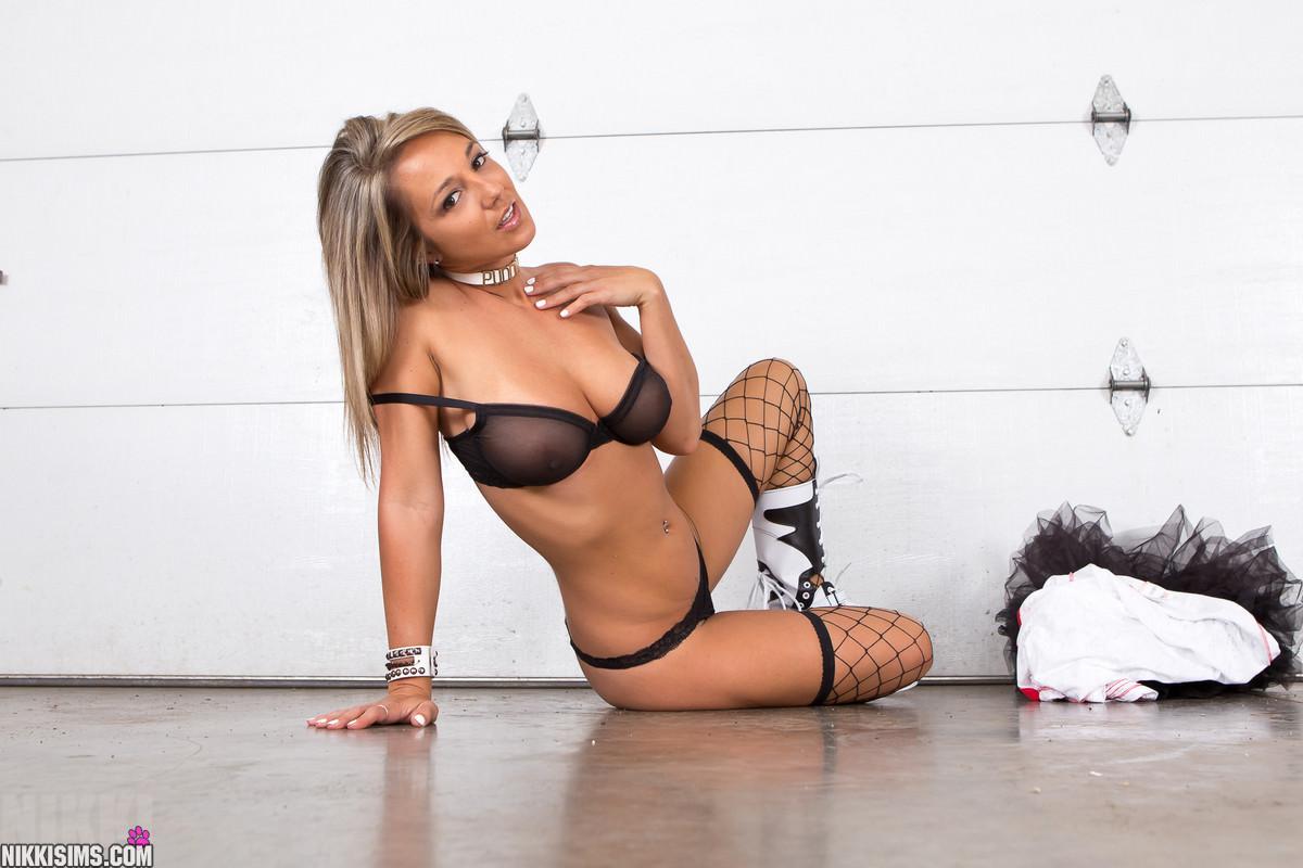 Nikki Sims #13