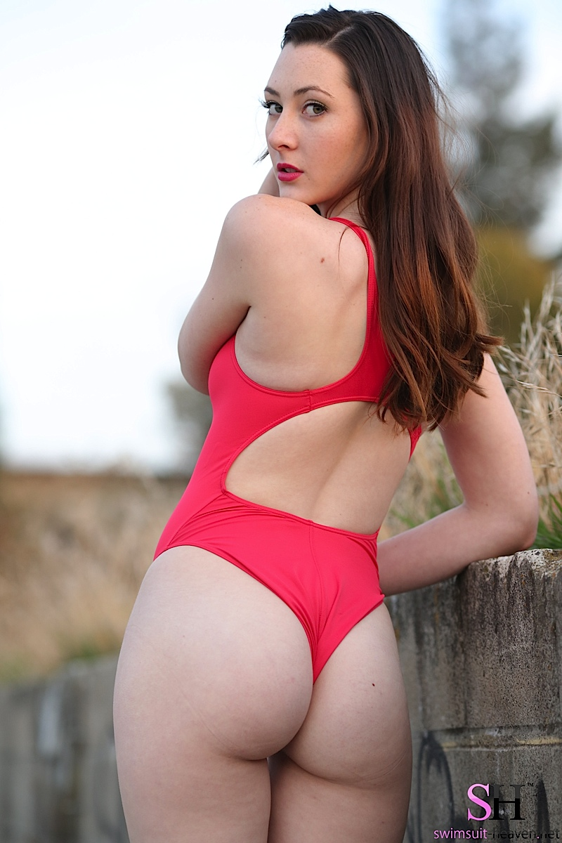 Swimsuit heaven model nude you