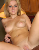 Melissa matters pussy on couch