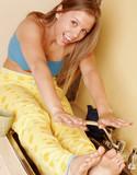 Dawson miller in her pajamas