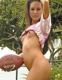 Teen katie naked football