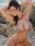 Denise milani big tits in bikini