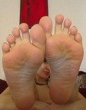 Violet erotica feet