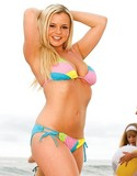 Bree olson pics bikini teasing