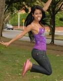 Gigi spics pics jumping