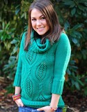 Taylor lain pics green sweater