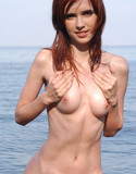 Zemani pics redhead in bikini