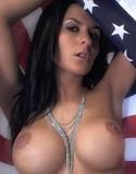 Danni gee pics patriotic and topless