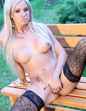 Dirty ashlyn pics nude on bench