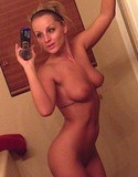 Melissa xoxo pics late night shower