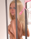 Good girls pass pics skye teases behind bars