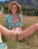 In the crack pics sheena shaw country cutie