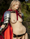 All Bree Daniels cosplay warrior nude pictures gallery excellent and