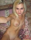 She devils naked blonde self shots