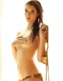 Alluring vixens alea animal bikini